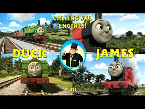 calling all engines duck and uk hd