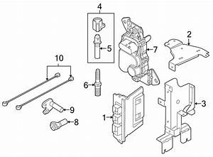 Ford Mustang Fuel Pump Driver Module  5 4 Liter  Engine