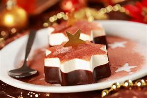 Idee Dessert Noel : desserts glac s de no l dossier recettes ~ Melissatoandfro.com Idées de Décoration