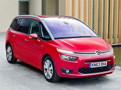 citroen grand c4 picasso uk pricing and specs