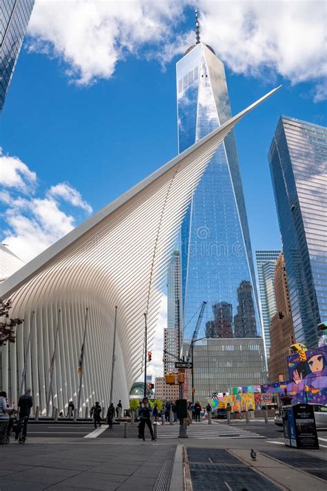 Street Design At The One World Trade Center Transportation ...