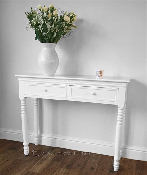 White Hallway Table — Stabbedinback Foyer  Caring Oak. Tempered Glass Table. Desk For Computer And Tv. Live Edge Wood Dining Table. Drawer Under Bed. Queen Anne Desk. Desk Com Integrations. White Pedestal Dining Table. A Clean Desk Is A Sign Of A Sick Mind