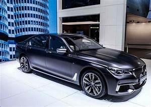 2018 2019 BMW M760Li XDrive The Flagship 7 Series 2018