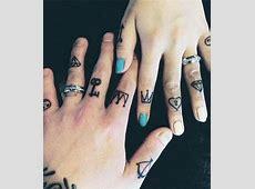Tatouage Diamant Doigt Signification Tattooart Hd