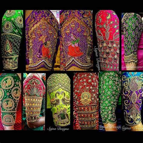 blouse hand designs catalogue fashion beauty mehndi