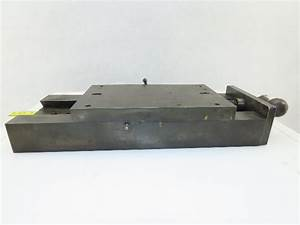 6 U0026quot  X 10 U0026quot  Manual Dovetail Linear Stage Slide Plate Acme