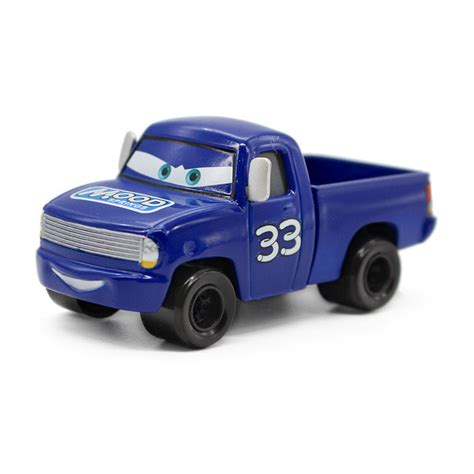 car toy blue diecast toy car blue no 33 quot mood springs quot pickup truck