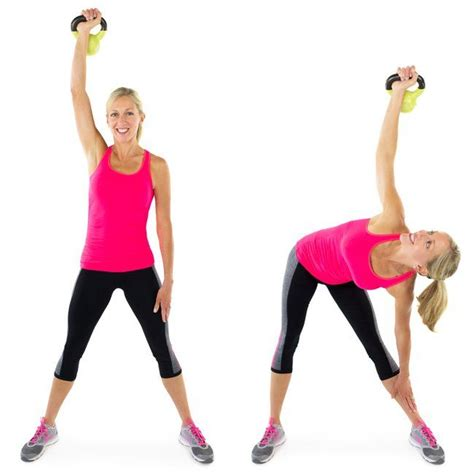 kettlebell oblique workout ab