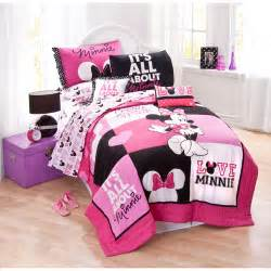 disney minnie mouse bedding quilt set walmart