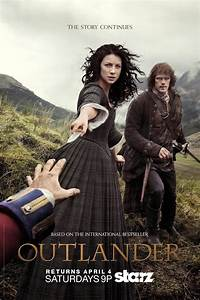 Starz releases 2 new posters for 'Outlander'