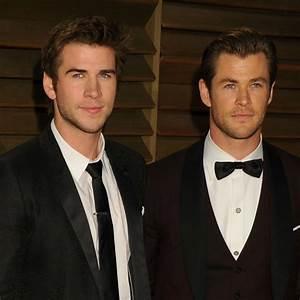 Chris And Liam Hemsworth Spoof 'Charlie Bit My Finger ...