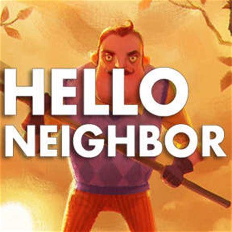 hello neighbor gamespot