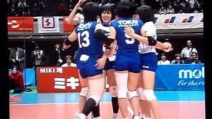 Kanoya Women's Volleyball Team - YouTube