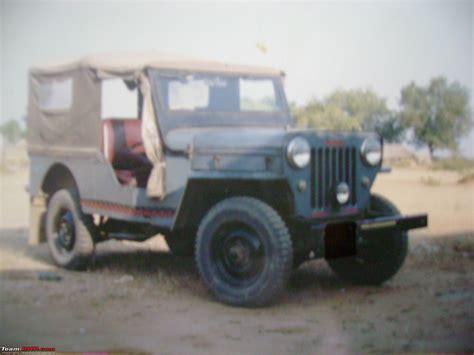 older jeep vehicles my older jeeps team bhp