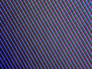 lines on tv