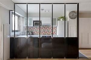 Peinture Encadrement Fenetre Interieur : verri re atelier d 39 artiste quelle couleur peinture et ~ Premium-room.com Idées de Décoration