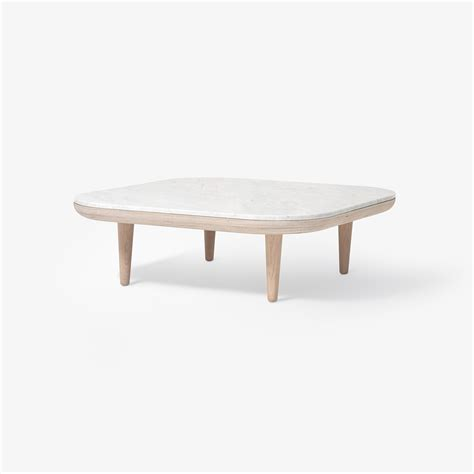 table bureau fly table basse fly marbre sc4 blanc and tradition