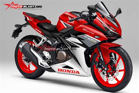 New 2017 Honda Cbr Pictures Could This Be The One