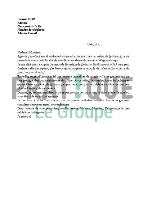 lettre de motivation pour cap pratique fr