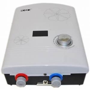 Chauffe Eau Electrique Instantané : chauffe eau lectrique instantan 5 5kw r glable kgt kgt ~ Dailycaller-alerts.com Idées de Décoration