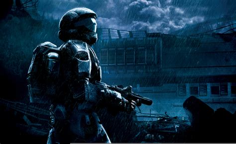 Halo Wallpaper Hd High Quality Pixelstalk