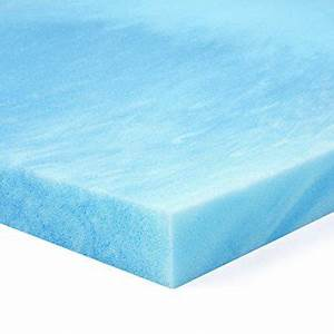 Visco Gel Topper : top 15 best memory foam mattress toppers in 2018 complete guide ~ Eleganceandgraceweddings.com Haus und Dekorationen