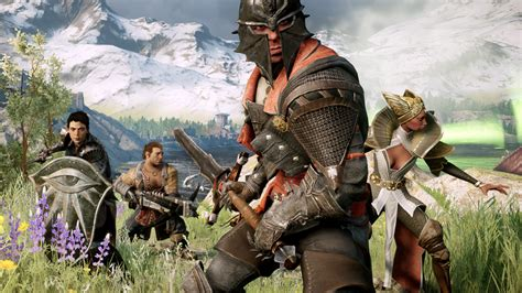 dragon age inquisition release moved  november vg