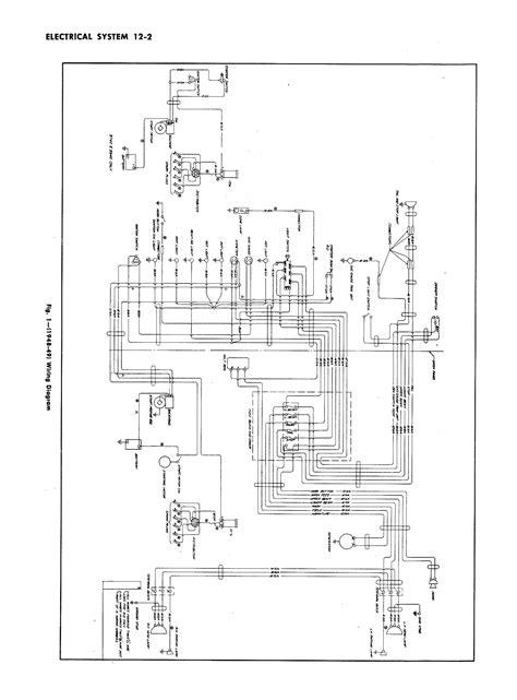 1948 51 chevy truck shop manual