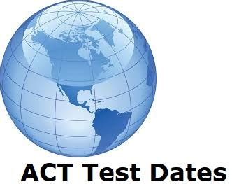 act test choose act test date exam info hub