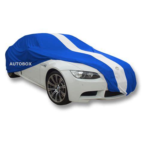 blue show car cover  large  holden vf gen  hsv