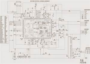 Panasonic Ct-z1423   Circuit Diagram  Schematic