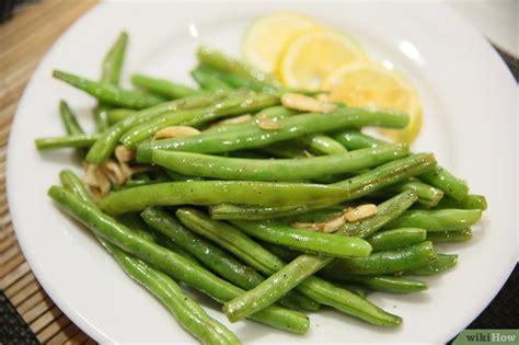 cuisiner haricot vert comment cuisiner des haricots verts 28 images comment