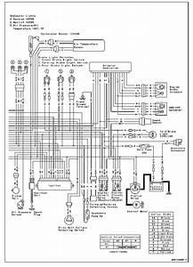 Wiring Diagram Kawasaki Prairie 360 Electrical  61453