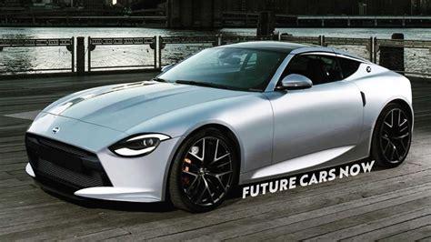 2021 Nissan 400Z Rendered After Official Teaser Looks ...