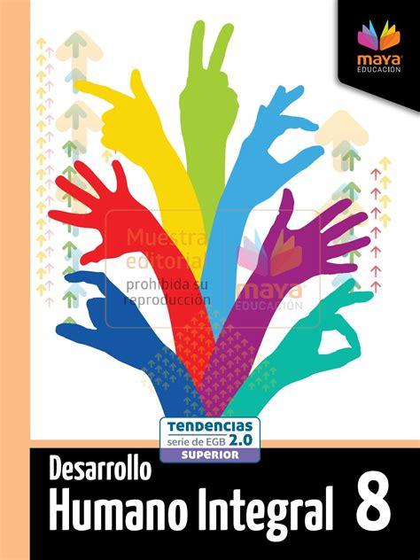 libro desarrollo humano integral  muestra editorial