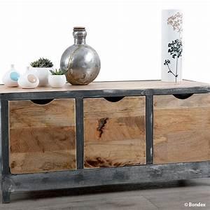 Peindre Un Meuble En Bois : peindre un meuble en bois effet vieilli ~ Dailycaller-alerts.com Idées de Décoration