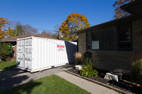 Portable Storage Pod Containers In Kitchener Waterloo