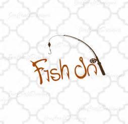 Fishing SVG Cut Files