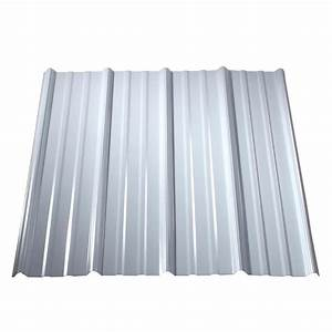 shop metal sales classic rib 3 ft x 8 ft ribbed steel roof With 4 rib metal roofing