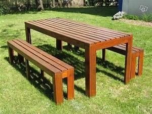 Salon De Jardin Palettes : salon de jardin en palette recyclage palettes ~ Farleysfitness.com Idées de Décoration
