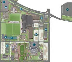Denver University Parking Lot Map