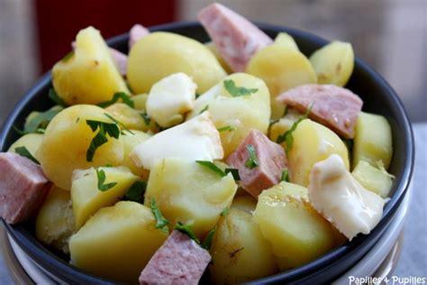 salade paysanne aux pommes de terre de l 238 le de r 233