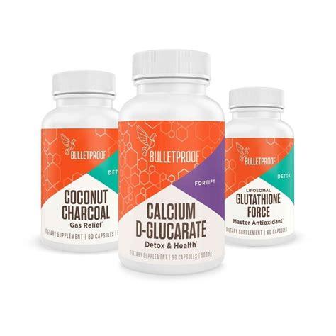 bulletproof detox power  pieces coconut charcoal