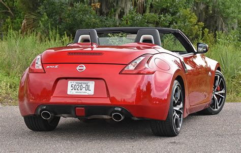 2019 Nissan 370z by 2019 Nissan 370z Roadster Spin Test Drive Review