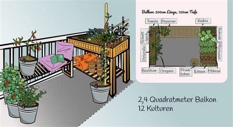 Balkon Gemüse Pflanzen by Gardening Balkonplanung Viele Pflanzen Auf Einem
