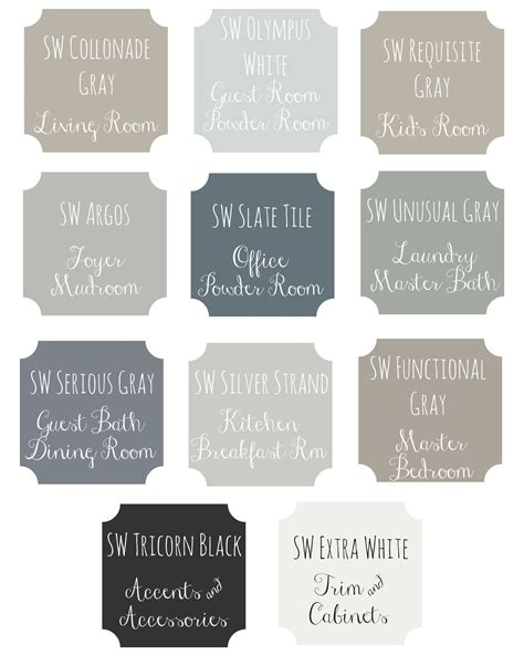 it s easy to create a floor plan layout of paint colors