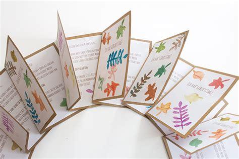 herbst geburtstag kinder diy anleitung einladungskarten zum herbst geburtstag kreativlabor berlin
