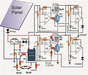 Solar Panel Optimizer Circuit