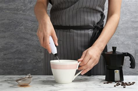 To learn how to use an electric milk frother, scroll down! Best Milk Frothers to Make Great Cappuccino & Latte Foam ...