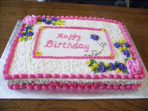 Cake Decoration Ideas For A by Simple Sheet Cake Decorating Ideas Simple Cake